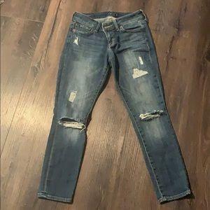 Lolita Capri size 0/ 25 -Lucky brand jeans